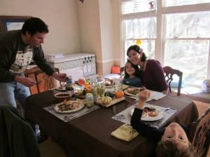 Family Mealtime Magic