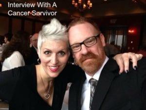 interview with a cancer survivor
