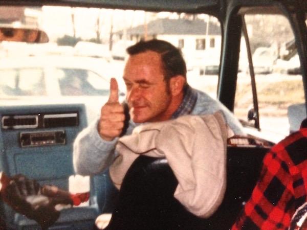 My dad, Ferrel Youngblood, circa 1970.
