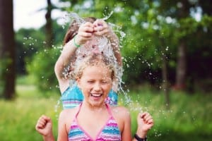 Beat The Heat With Your Kids