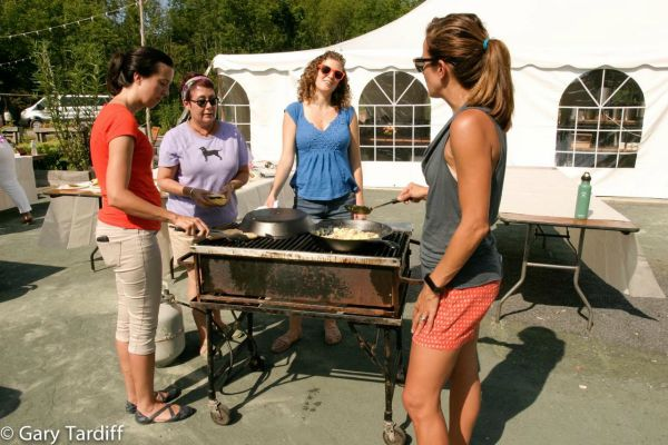 al fresco Cooking Competition