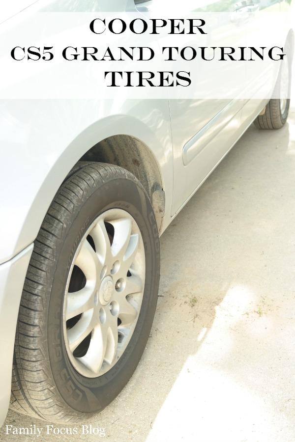 Cooper CS5 Grand Touring Tires