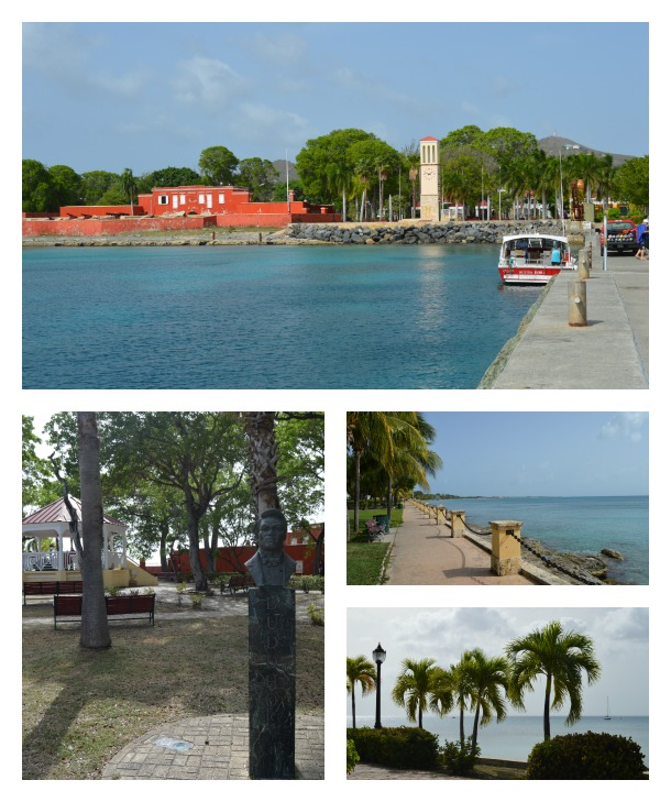 Fredriksted attractions, St. Croix, US Virgin Islands