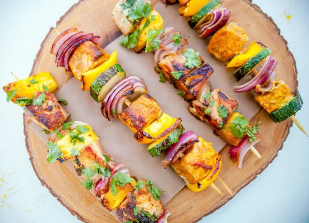 Salmon Kabob Recipe