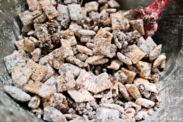 Gluten Free S'Mores Snack Mix