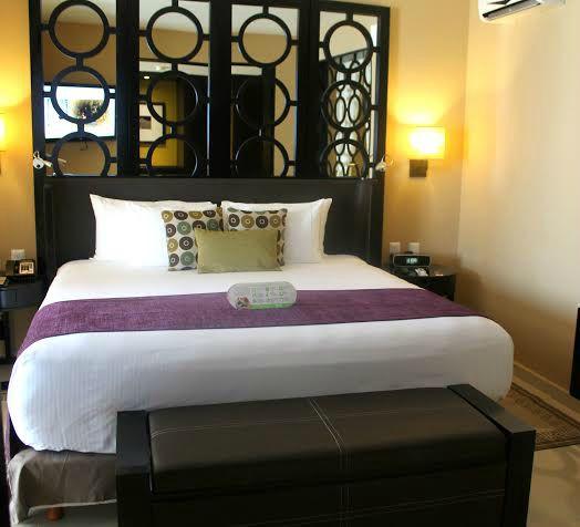 Azul Hotel Room
