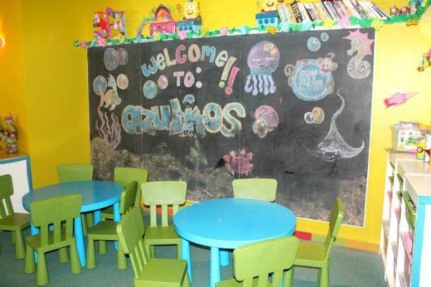 Azulitos Kids Club