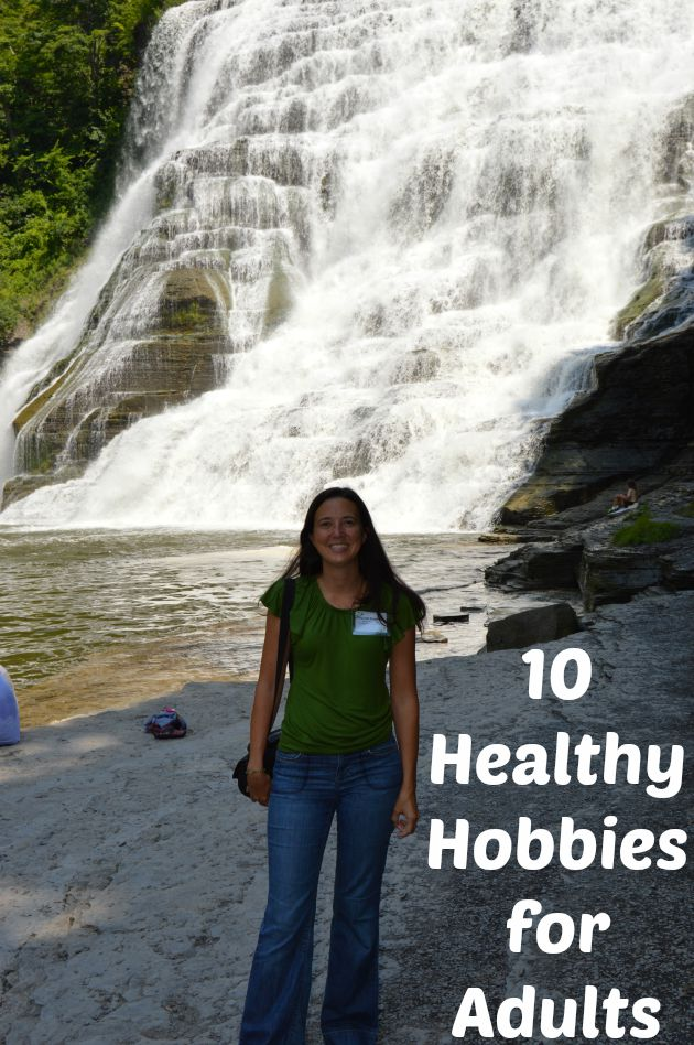Healthy Hobbies for Adults