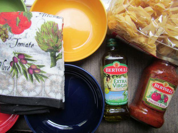 Bertolli Makes Dinner Easy