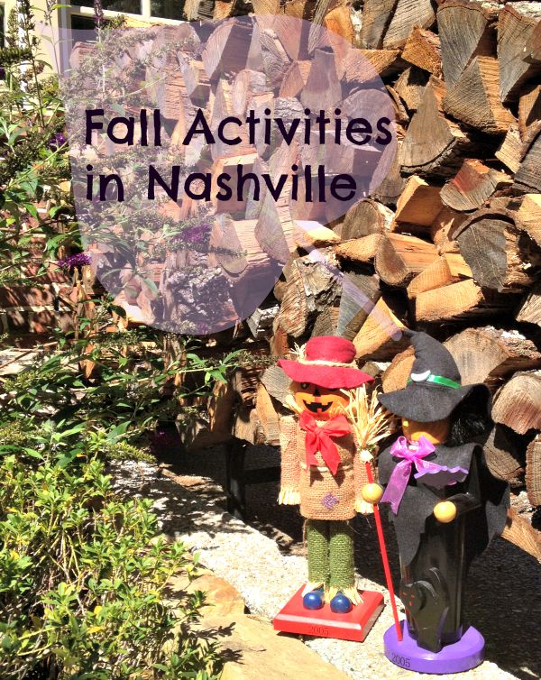 Fall Activities Nashville