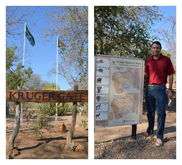 Kruger Gate Kruger National Park