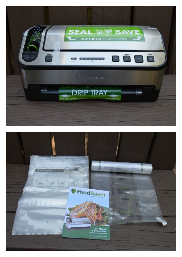 FoodSaver® Vacuum Sealing System Review