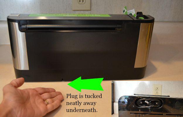Vacuum Sealer Plug