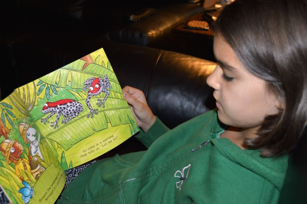 nonfiction book for young readers