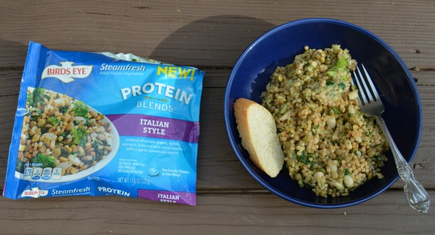 Birds Eye Protein Blends Italian Style Review