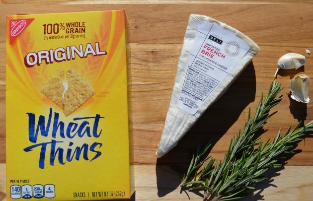 Brie Dip Ingredients
