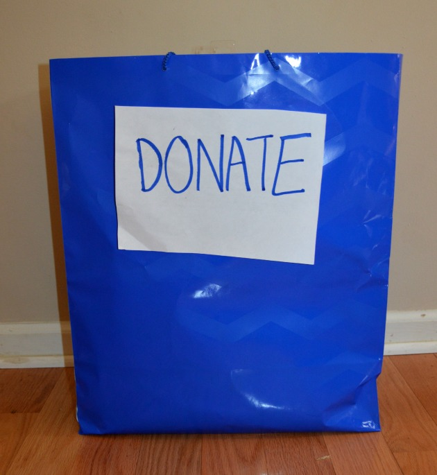 Donate   3 Tips To Clear Clutter