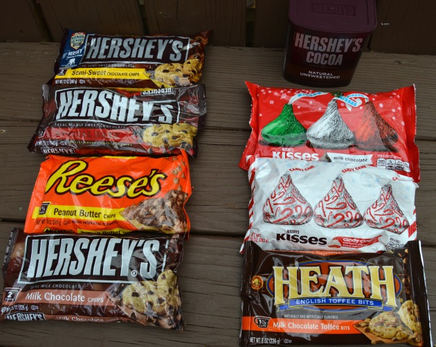 Hershey's baking products