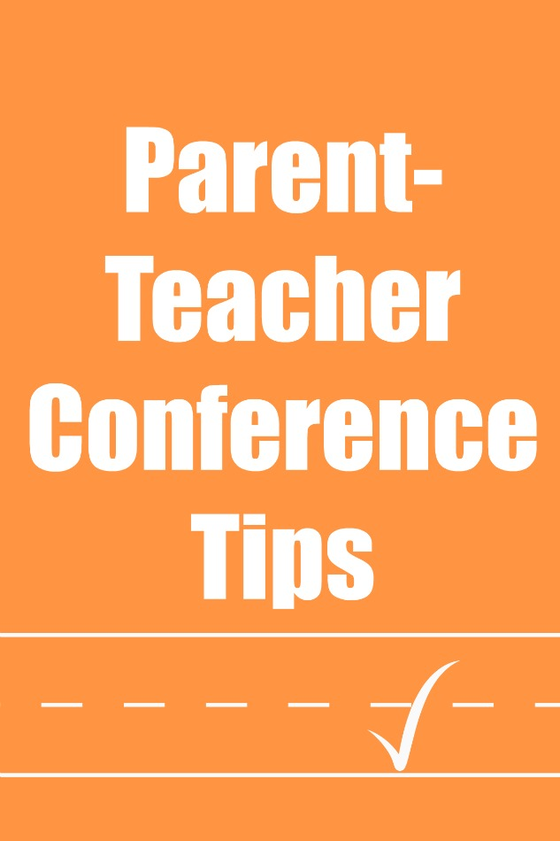 Parent-Teacher Conference Tips