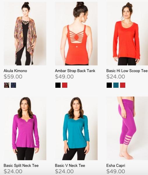 Satva stylish organic clothing