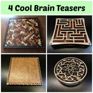 cool brain teaser toys