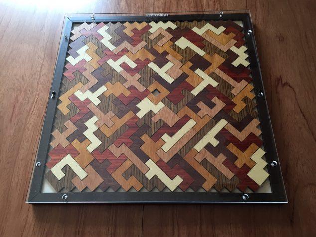heptominoes puzzle brain teaser
