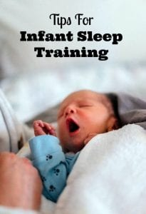 infant sleep training