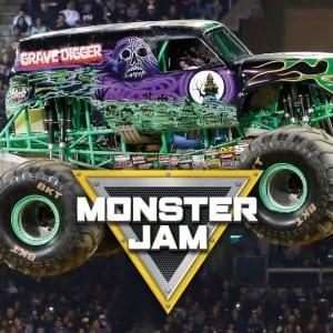 Monster Truck Monster Jam