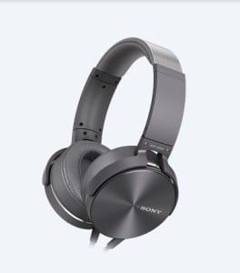 Sony Bass Headphones