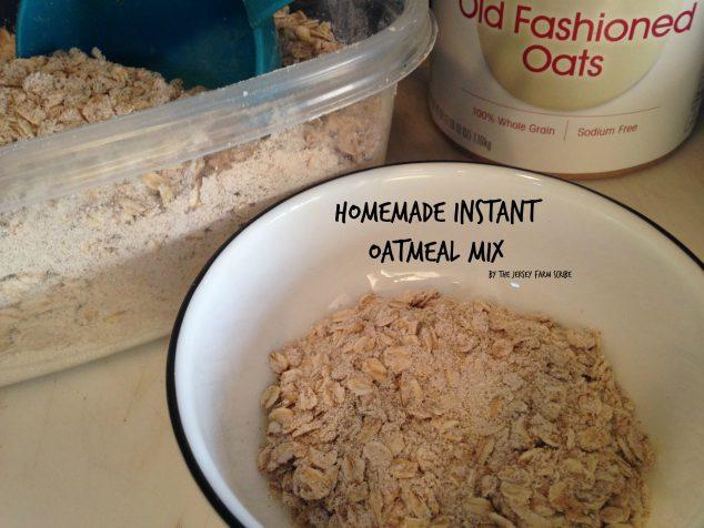 Brown Sugar Cinnamon Oatmeal Recipe