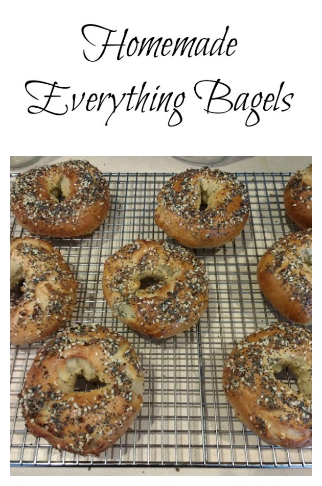 Everything Bagels Recipe