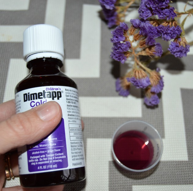 give medicine