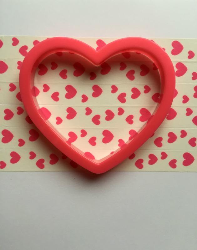 heart craft tutorial