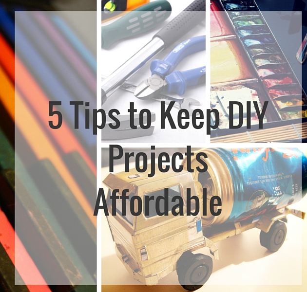 cheap diy projects home decorating