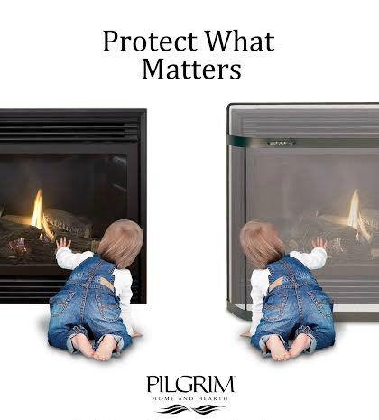Fireplace Child-Proofing
