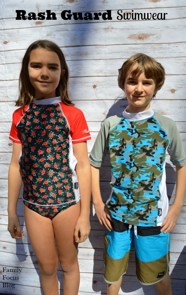 Rash guard swimwear Platypus Australia Review
