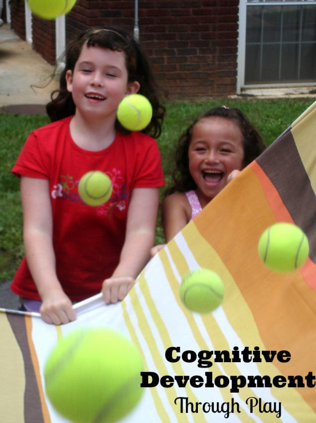 cognitive development through play