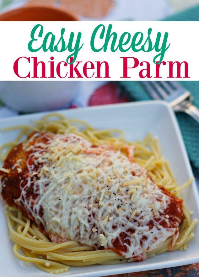 Easy Chicken Parm