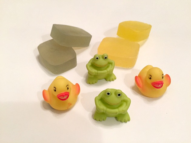 making soap for kids supplies