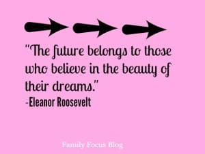 The future belongs