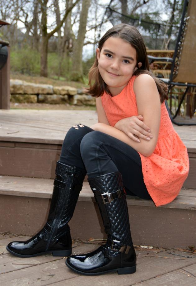 Venettini Girls Boots