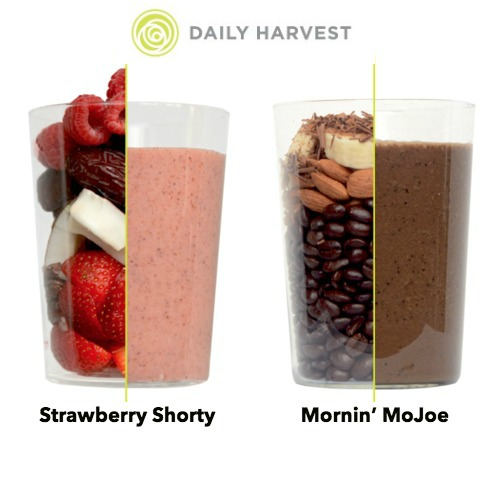 daily harvest weight loss smoothies