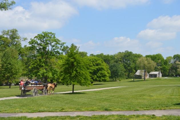 andrew jackson hermitage grounds