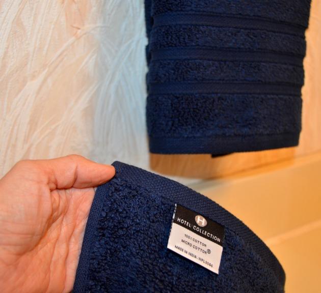 bath towel set review