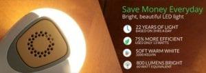 energy efficient bulbs