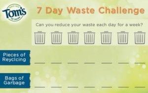 less waste challenge