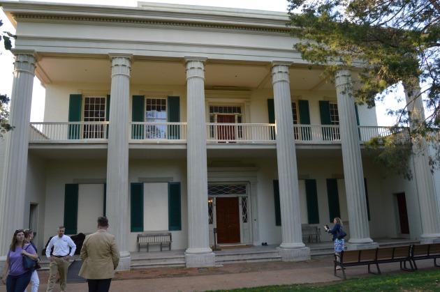 the andrew jackson hermitage