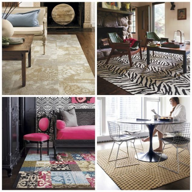 Flor carpet tiles design ideas