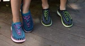 UNEEK Keen shoes