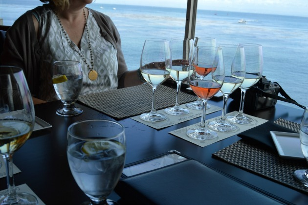 cannery row wine tasting